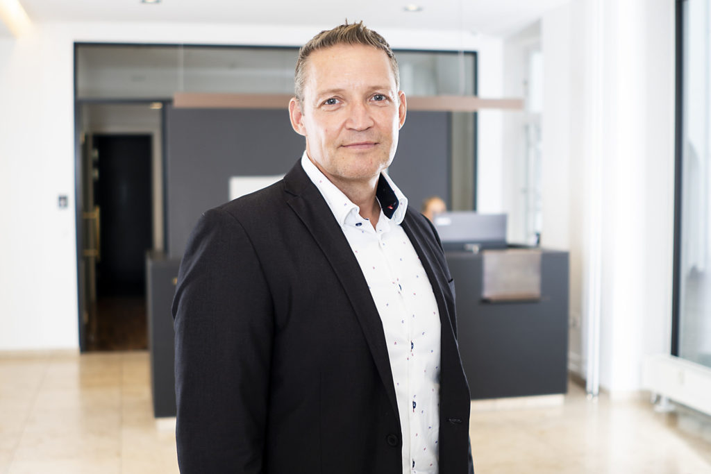 Ambassadør Major Thomas-Ludvigsen